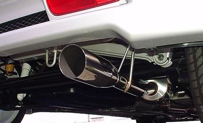 For Ignis Sport Type St R Straight Muffler Debut Suzuki