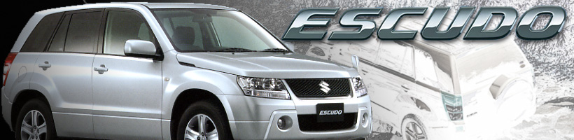 ESCUDO - SUZUKI SPORT Racing Parts Information