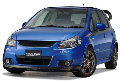 Thread: WTB: Suzuki Sport SX4 X-Over
